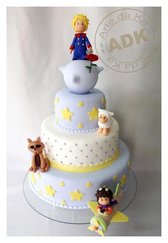 Cake Little Prince