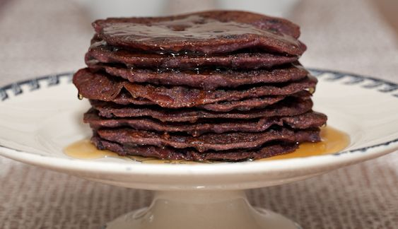 Blue Corn Johnnycakes - Corn Recipes | Anson Mills - Artisan Mill Goods