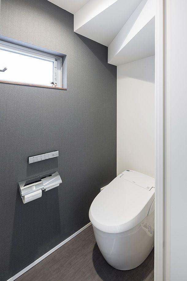 庇(ひさし)がある家・間取り(福岡県福岡市)   注文住宅なら建築設計事務所 フリーダムアーキテクツデザイン
