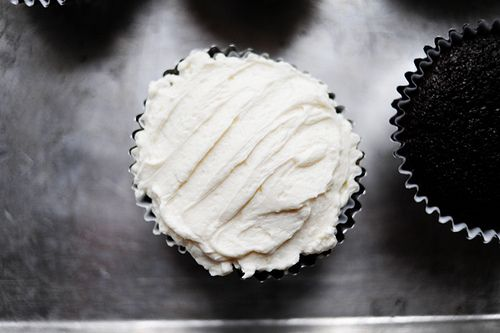 Best Frosting EVER!  This stuff is so good and easy to make.  I am requested to make it at least once a month.