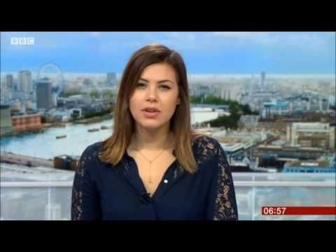 London local news is more like the Islamic news! - YouTube