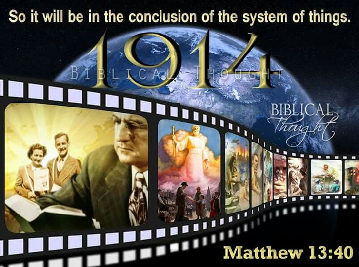 Sunday, October 30 So it will be in the conclusion of the system of things.—Matt. 13:40. http://wol.jw.org/en/wol/h/r1/lp-e