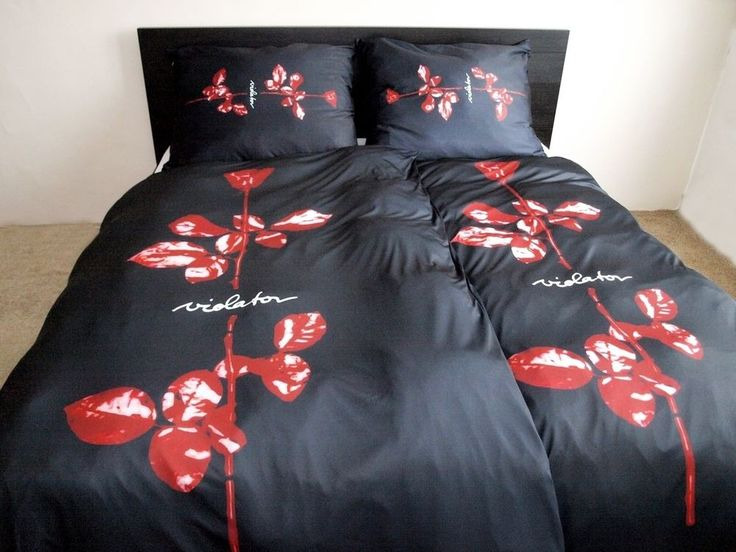 Depeche Mode Violator Bed linen set (fanartikel)