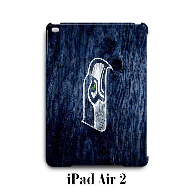 Seattle Seahawks #3 iPad Air 2 Case Cover Wrap Around