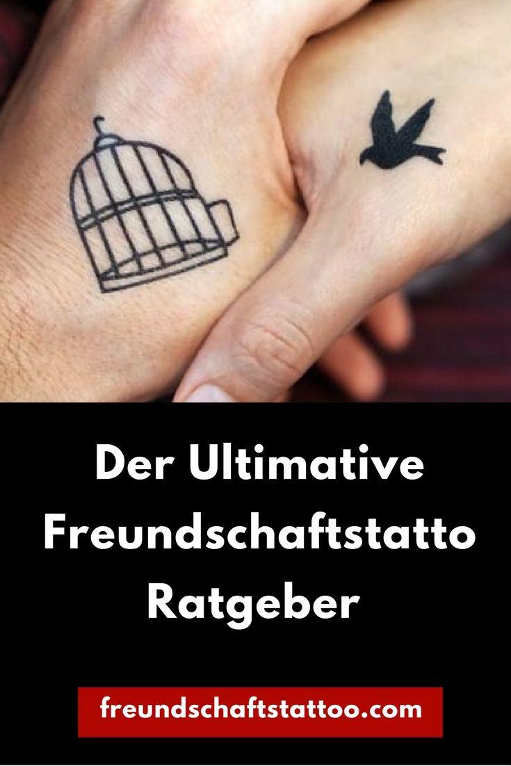 Männer freundschaft tattoo Fünf Männer