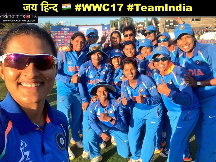 India will play their first final at the Lords since the 1983 ICC Cricket World Cup Final! #WWC17 #INDvAUS #AUSvIND For more cricket fun and updates click http://ift.tt/2gY9BIZ - http://ift.tt/1ZZ3e4d