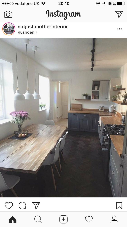 50 best Home - Kitchen images on Pinterest | Grey shaker kitchen ...