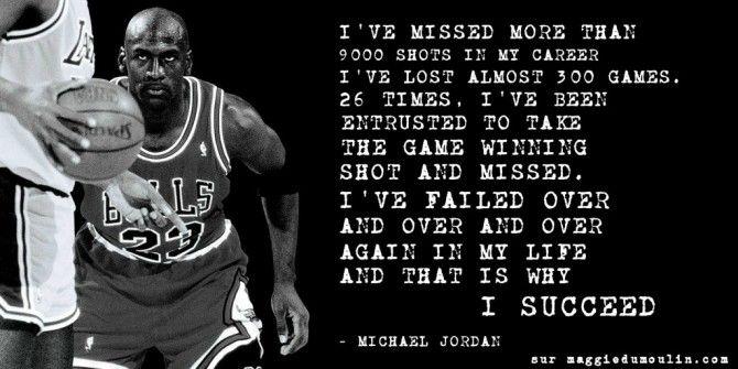 Citation de Michael Jordan