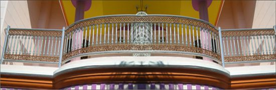 Balcony Grills, Cast Iron Balcony Grills, Balcony Grills and Railings, Balcony Railings, Balcony Designed Railings