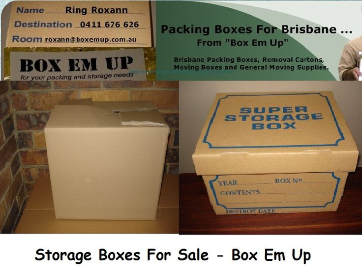 Box Em Up Is A Brisbane Based Company That Offers Cost Effective Yet Robust Storage Bo For Isting Ng And Moving Errands We Are Committ