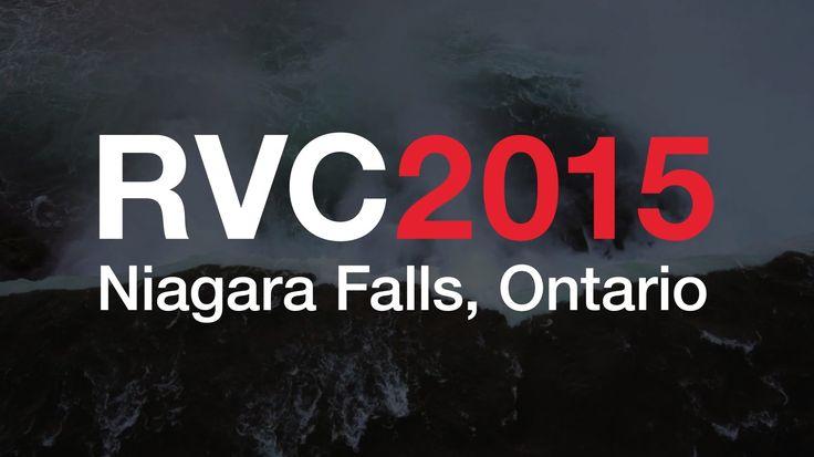 RVC2015. Niagara Falls, Ontario. May 26 to 29.
