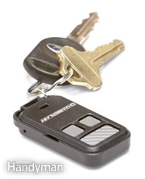 Garage Security Tips | The Family Handyman