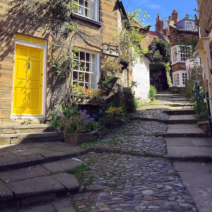 434 best village images on pinterest beautiful places places to alpenstrasse robin hoods bay north yorkshire england by fluttography on flickr fuckitandmovetobritain publicscrutiny Image collections