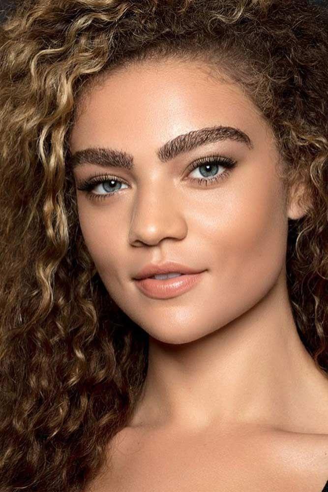 Argan Oil Eyebrows : argan, eyebrows, Eyebrows, Naturally, Eyebrows,, Natural
