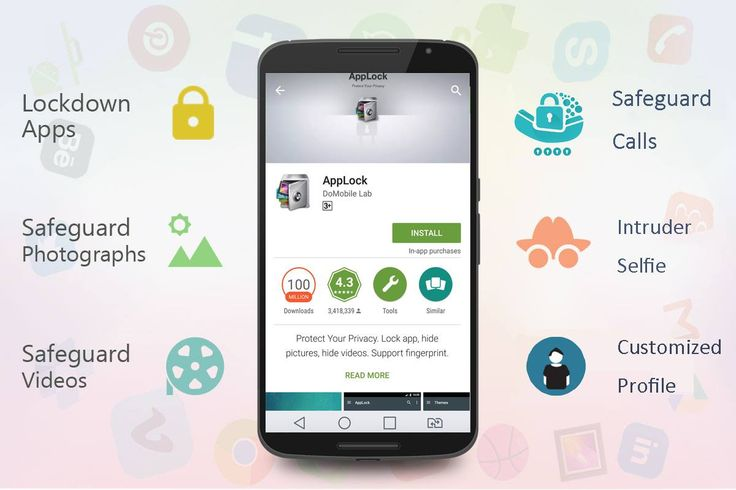 #AppLock -- Best #Android #app #locker to #password protect your device. #security #privacy #lockerscreen #love #photography