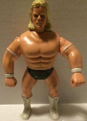 (TAS030844) - WWE WWF WCW NWO LJN OSFTM Wrestling Figure - Lex Luger