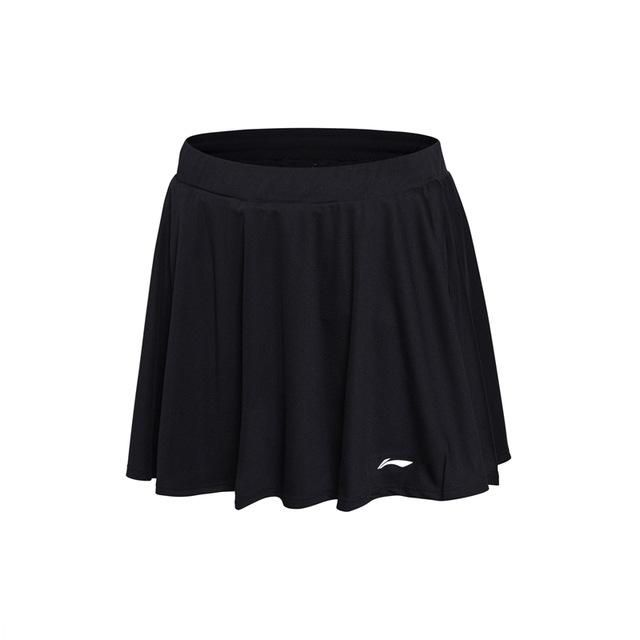 Li-Ning Women Badminton Skirt AT DRY 100% Polyester