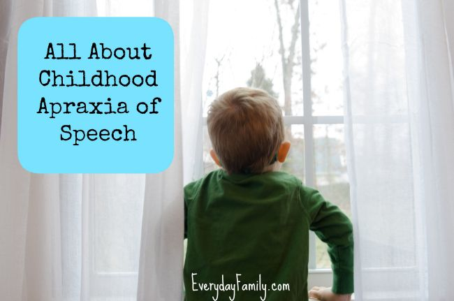 Help for speech apraxia in teens