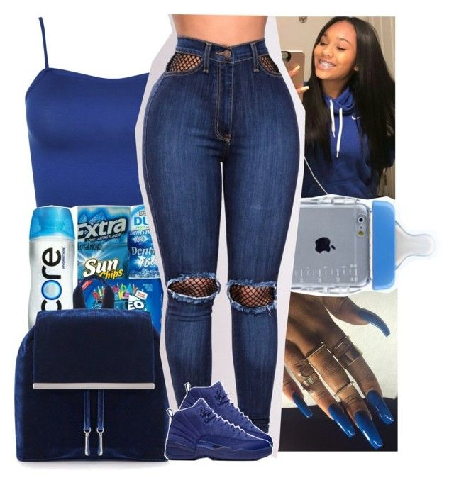 """""""blue contest"""" by danny-baby ❤ liked on Polyvore featuring WearAll"""