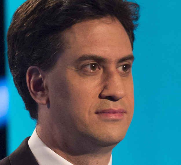 Like, this Ed Miliband.