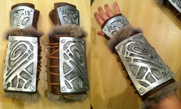 how to Skyrim costume