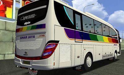 18wosHAULIN INDONESIA: BUSMOD SINAR JAYA 27RB  (HAULIN)