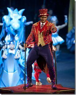 Johnathan Lee Iversen - Ringmaster, Ringling Brothers Circus