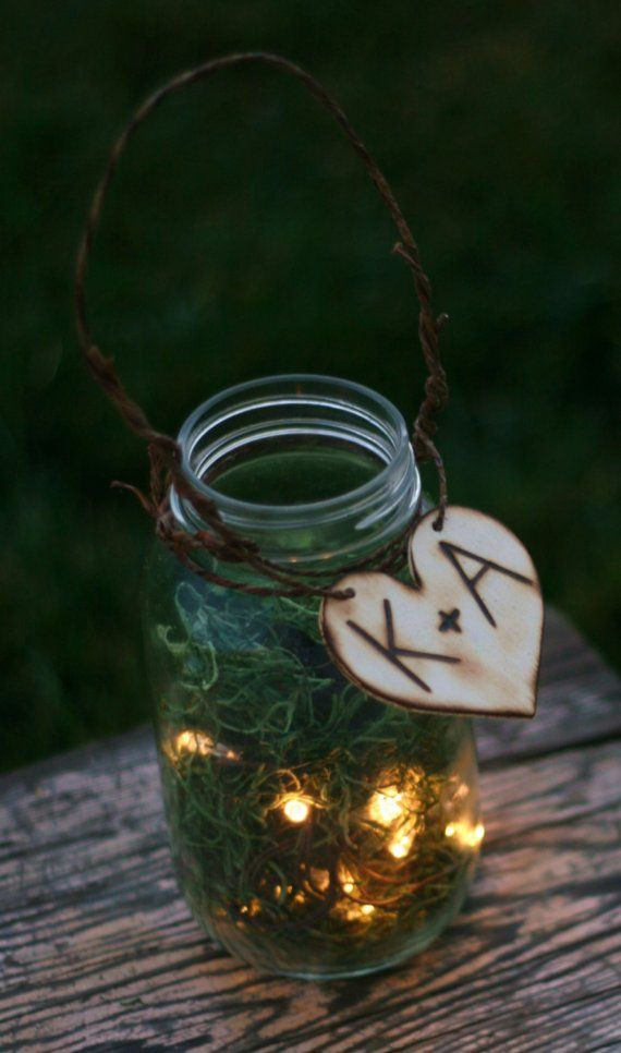 Rustic Wedding Decor Vintage Wedding Decorations by braggingbags, $24.99