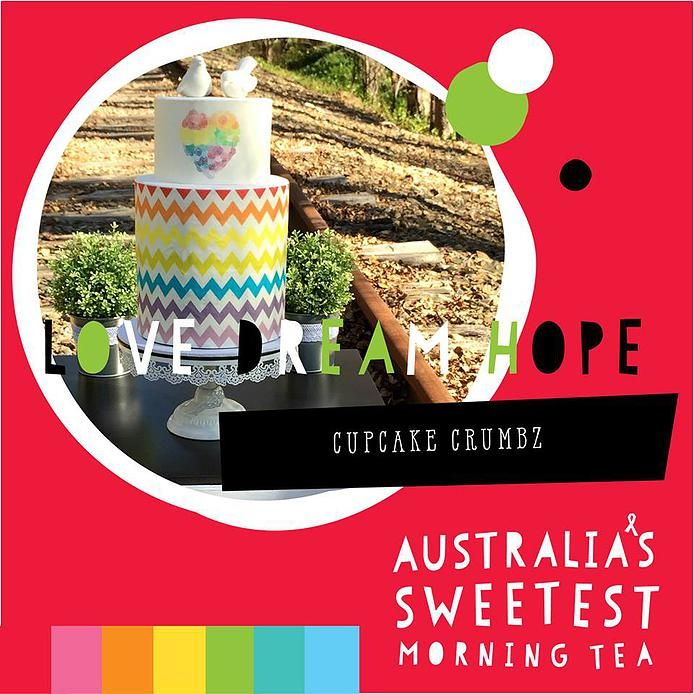 Cupcake Crumbz - Adelaide Hills Cakes and Cupcakes | Australia's Sweetest Morning Tea 2015