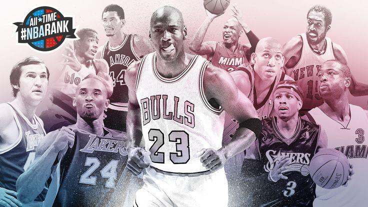All-Time #NBArank: Michael Jordan tops list of best shooting guards