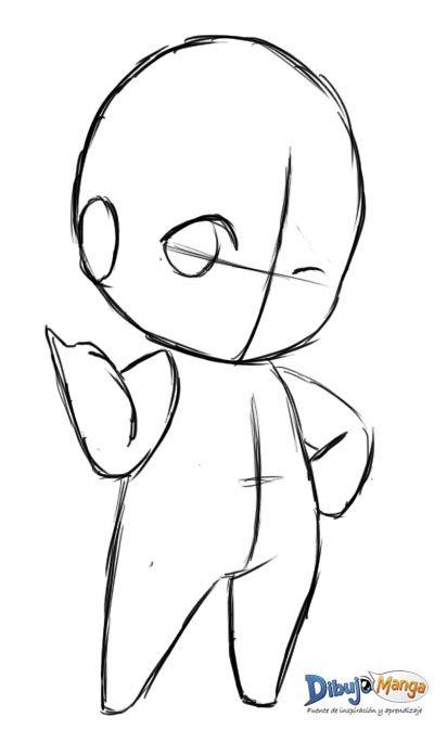 como dibujar chivis 8