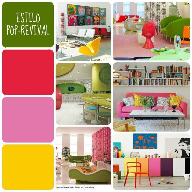 Tu paleta de colores según el estilo decorativo