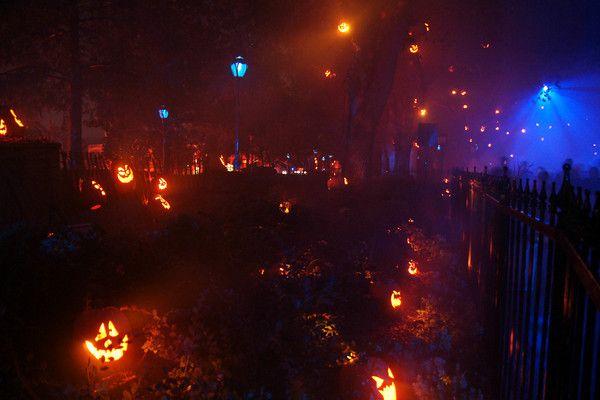 Halloween Horror Nights Universal Studios Orlando. One day..