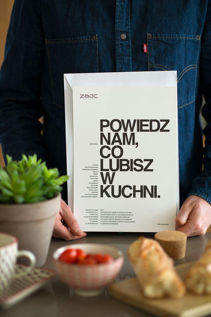 ZAJC KUCHNIE by Minima Advertising People
