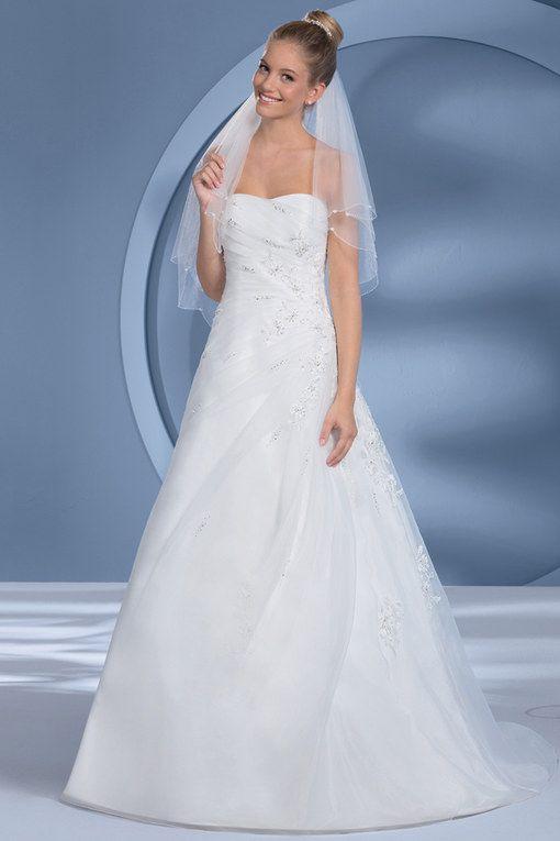 7 best Hochzeitskleid Mode images on Pinterest | Wedding frocks ...