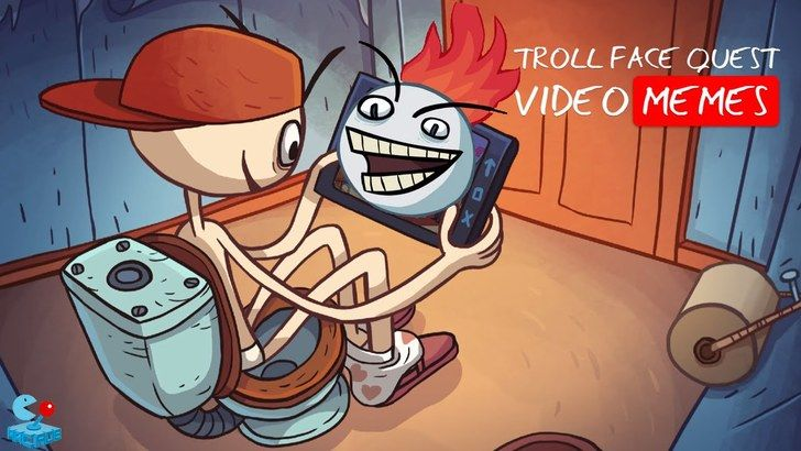 TrollFace Quest Video GamePlay