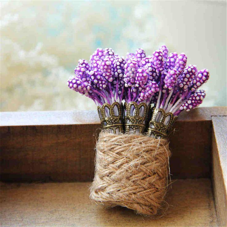 Victorian Purple Lavender Flower Brooch Pins Scarf Pins Direct Wholesale Costume Jewelry Hemp Brooch Jewelry XY1681