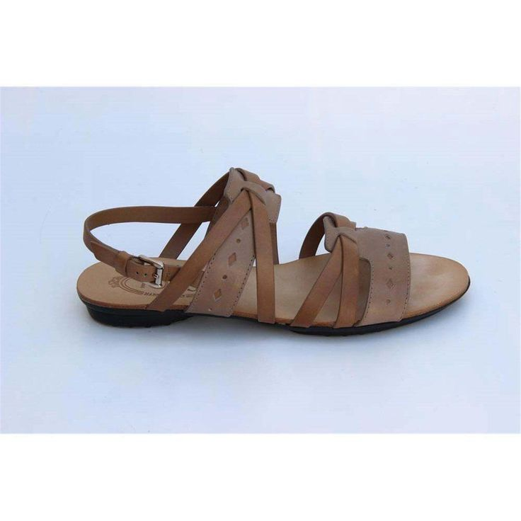 Taupe 36 EUR - 6 US (241mm) Tods ladies flat sandal XXW0KU0C290D90056S