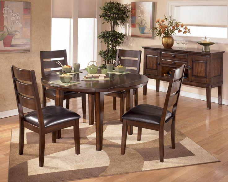 Larchmont 5 Piece Dining Room Set. #: D442 15set. Includes Dining