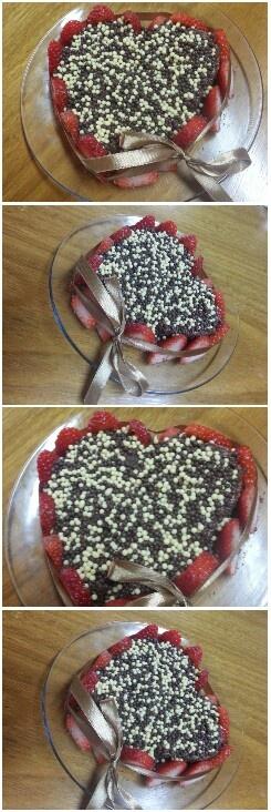 DIY - Idea for Valentine's Day   Ideia para o Dia dos Namorados ♡♥♡
