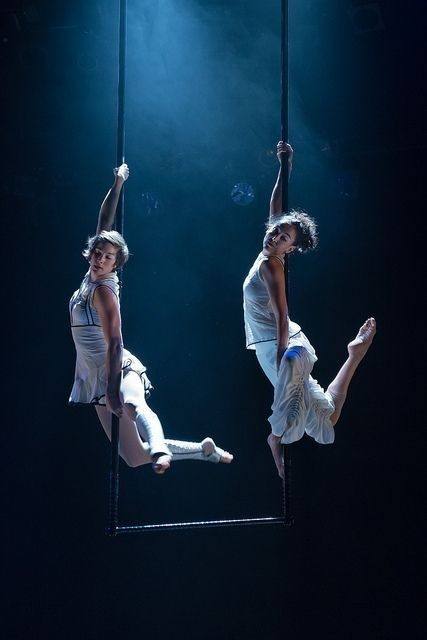 trapeze duo
