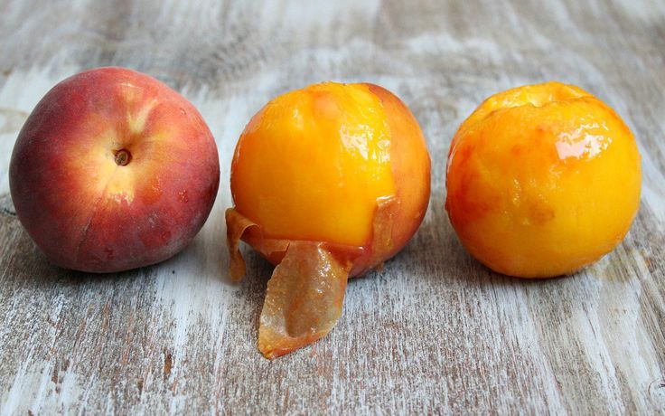 Peaches are a most delightful, sweet and satisfying summer fruit, but some folks are put off by their surrounding fuzz. Here's a visual tutorial on how to peel peaches the easy way. Without the peel, peaches will be ready for eating, as well as making jam, pies, tarts, galettes and other delicious baked goods.Drop peaches [...]