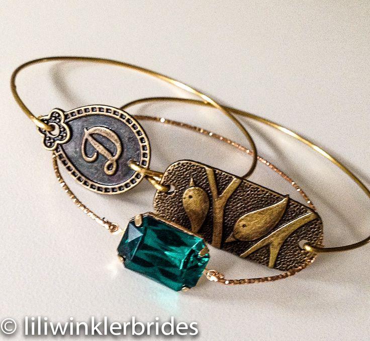 Damigella d'onore regali regali di damigella di Liliwinklerbrides2, $36.00