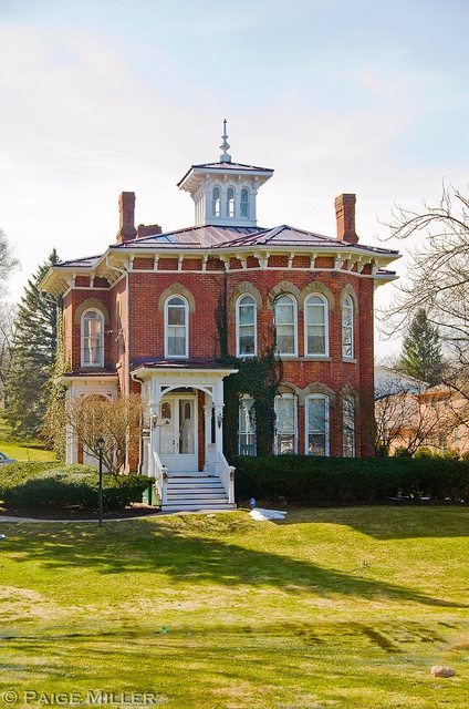 George Southworth house, built in 1875