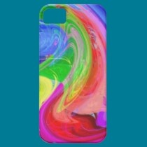 Liquid Rainbow casemate cases by ChristysCrazyCases: Iphone Cases, Rainbows Casem, Liquid Rainbows, Over Time,  Cases