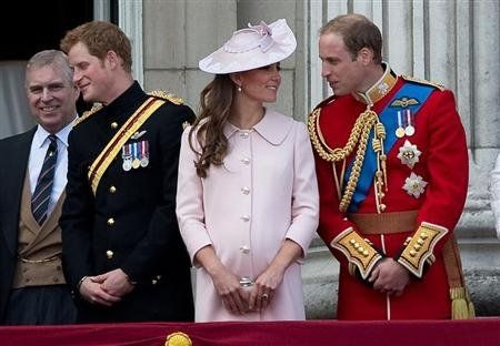 Prince WIliam and Kate