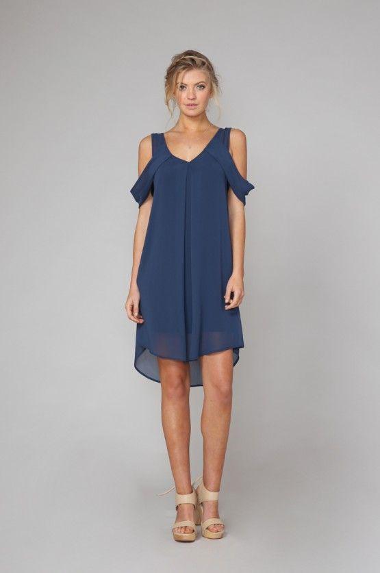 freesia dress // moochi bridesmaid