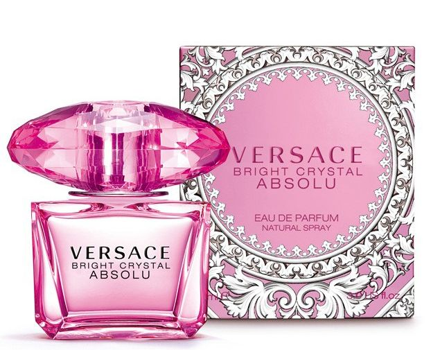 Bright Crystal Absolu Versace perfume - a new fragrance for women 2013