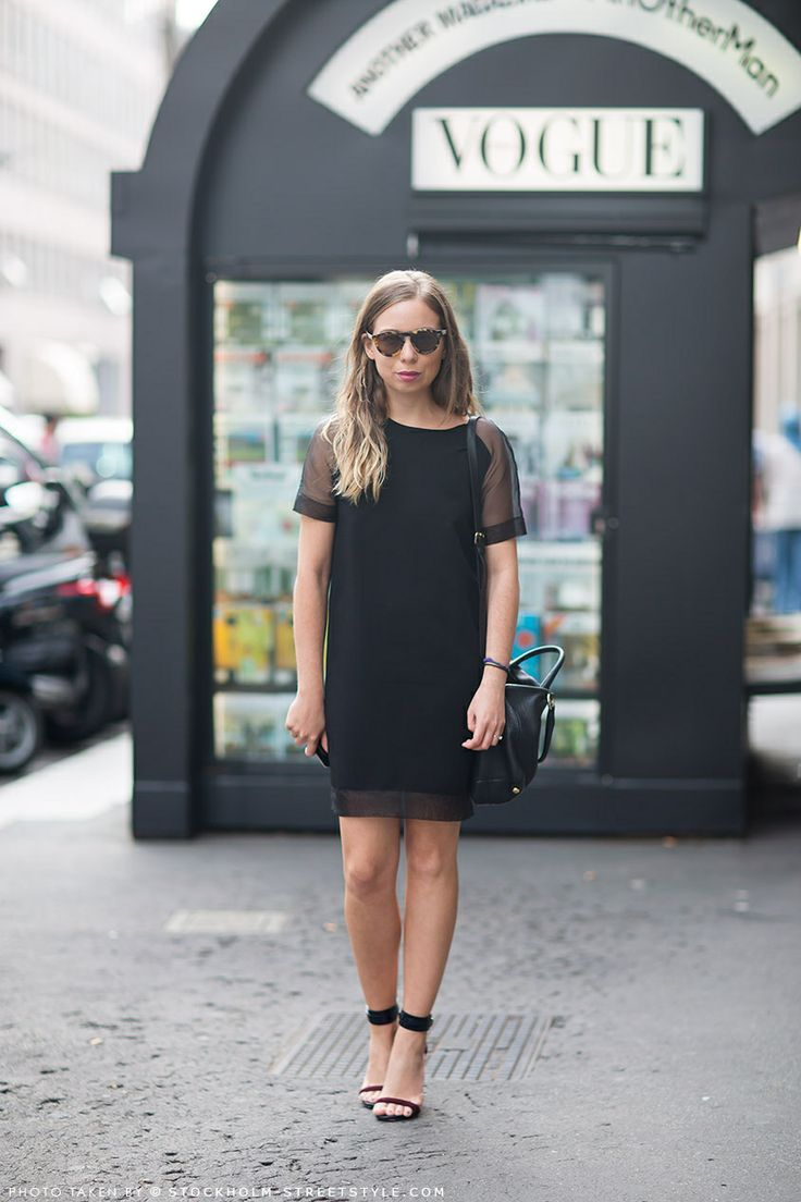 Style a simple dress