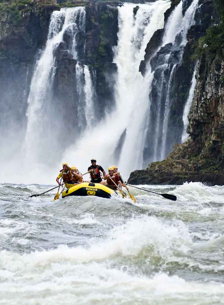 To do list go white water rafting